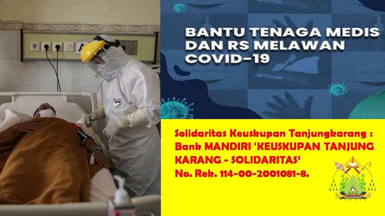 Gerakan Solidaritas Karitas Tanjungkarang