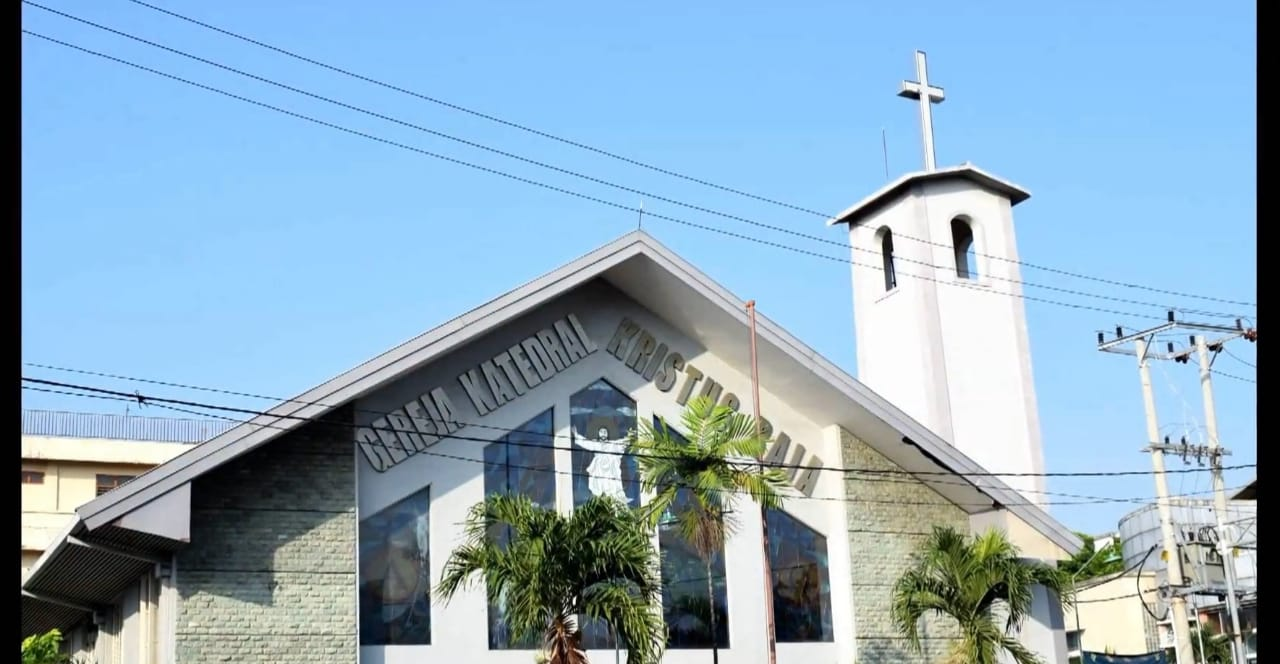 Sejarah Gereja Katedral Tanjungkarang